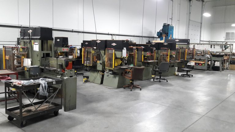 Prototype Hydraulic Presses for Prototype Metal Stamping