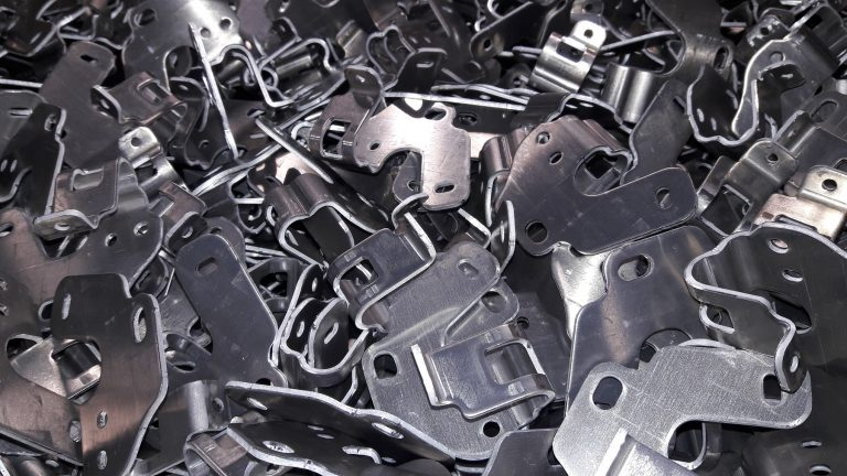 Production Metal Stamping